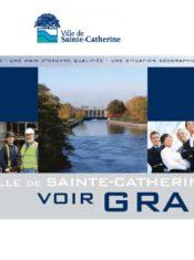 Page Couverture Brochure Voir Grand