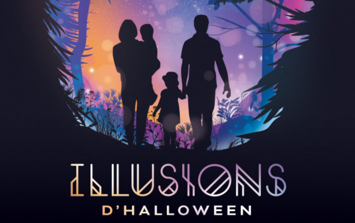 Ved Illusions Halloween