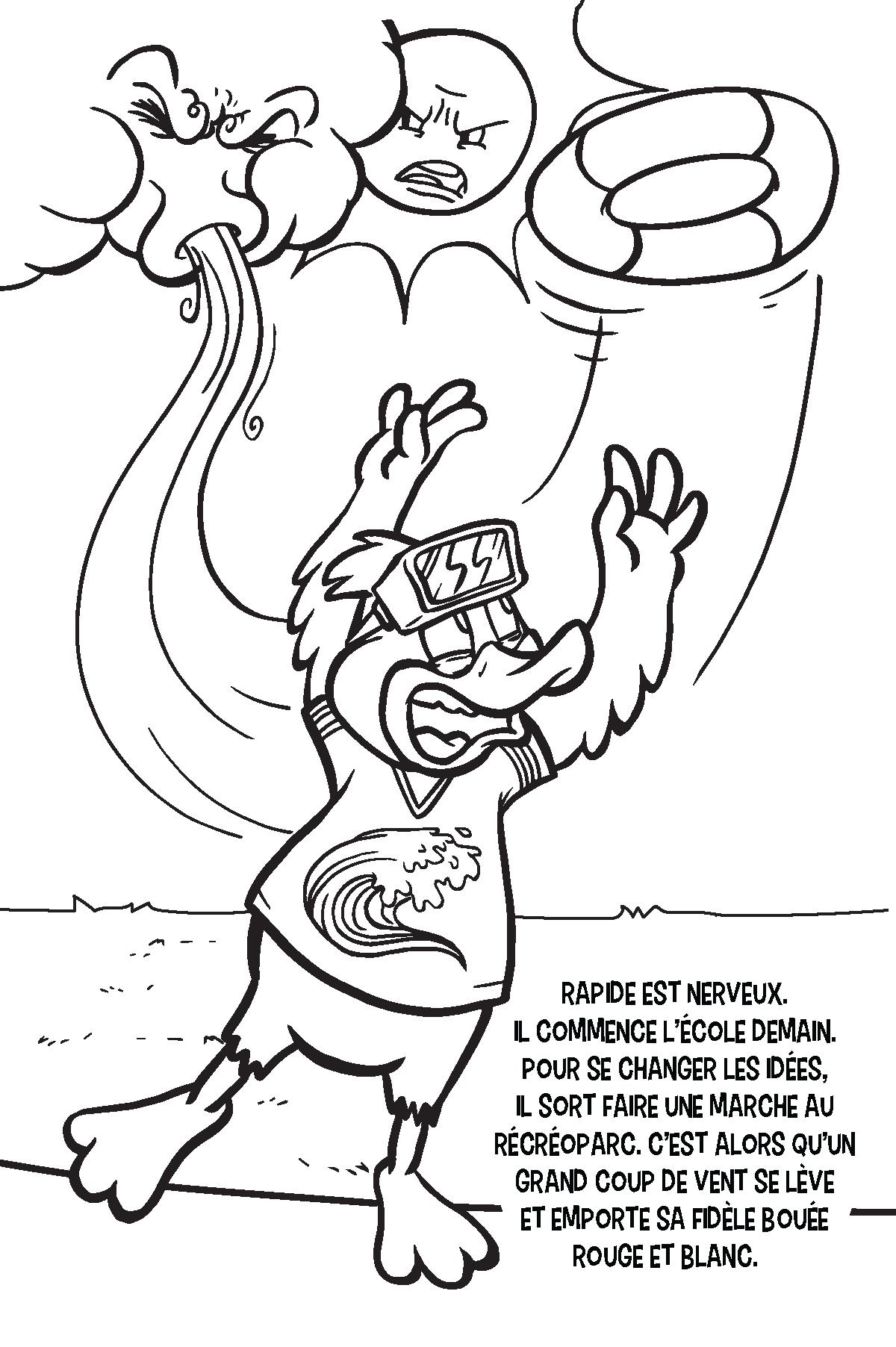 Conte A Colorier Page 03